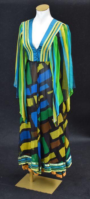 Eurovision Song Contest dress 1972