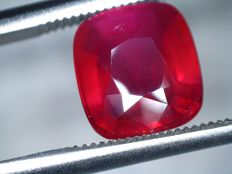 Ruby - 2.58 ct