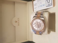 Rolex Date Just 116233 Gold / Steel Year 2010