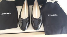 Chanel ballerinas 38.5