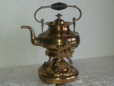 Dutch tea stove 1880-1900