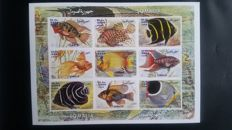 Thematic - Aquatic fauna and waterfowl collection