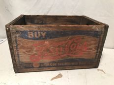 Original Pepsi-Cola crate 1950s - High model - USA
