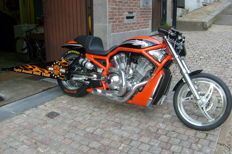 Harley-Davidson - V-Rod Destroyer Screamin'Eagle - 2006