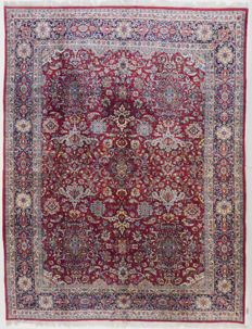 Persian carpet, Sarough, 397 x 300 cm