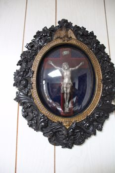 Very old crucifix