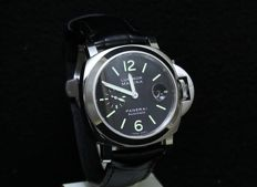 Panerai Luminor Marina Date - limited edition series: 0639/2000 PC - men's wristwatch