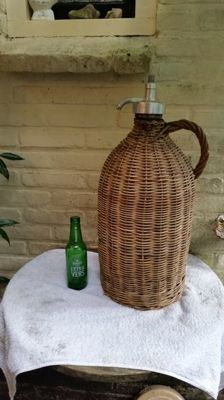 Almost Antique! the first Dutch beer tender of Amstel. from ca. 1930