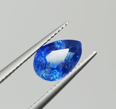 Sapphire - 0.85 cts - No reserve price