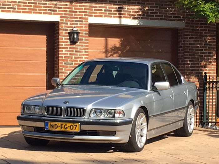 BMW 728I (6CYL) - Full Optional - da una collezione (1995)