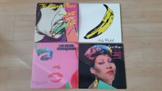 Art Work made by Andy Warhol  ( 4 Albums = 6 records )