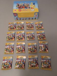 Mini figures - 71009 - The Simpsons Series 2 -