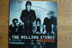 The Rolling Stones Stripped 2LP
