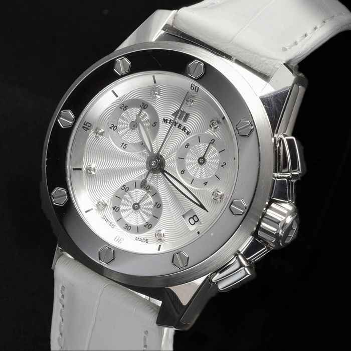 Meyers - Lady Beach Chronograph  - Dames - 2011-heden