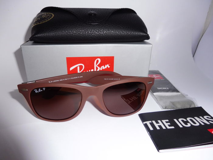 Ray-Ban - Sunglasses - Polarized - Unisex