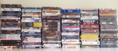 Over 250 films/series on DVD
