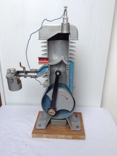 Two stroke engine - Ca.1970