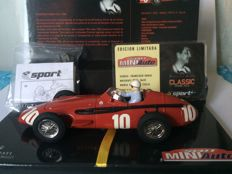 Super Slot - Scale 1/32 - Maserati 250F Monza 1957- Limited and Numbered Edition: 0571/1500