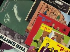 B-52's meet The Smiths - A fantastic New Wave lot of Eight vinyl albums
