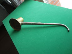 Antique hearing aid - ear inspector - hearing device