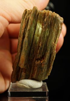 Beryllonite crystal - large example of this extremely rare mineral - 6,7 x 3,2 x 2,2 cm - 58 gm