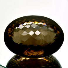 Smoky quartz - 247.30 ct