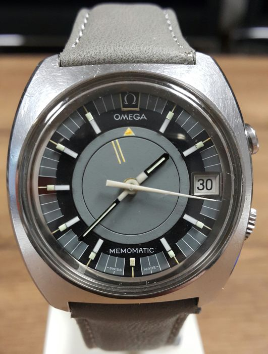 OMEGA MEMOMATIC ALARM, (Cal. 980), MEN'S WRISTWATCH, 1971