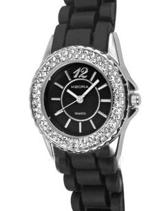 KEORA Made in Itay, Ladies' watch - Swarovski - New - Ginger Chanel model