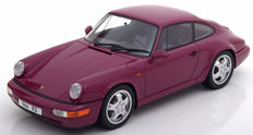 GT-Spirit - Scale 1/18 - Porsche 911 (964) Carrera RS 1992 - Limited 504 pieces - Colour Violet