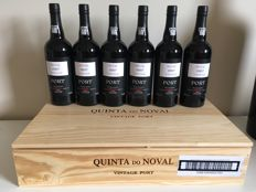 "2007 Vintage Port Noval ""Silval"" - 6 bottles of 0.75l in OWC"