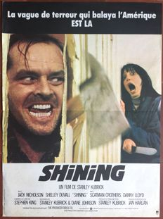 Anonymous - Shining (Stanley Kubrick) - 1980