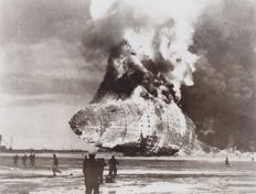 Unknown/ NBC & Unknown/The Negative Side - The Hindenburg last voyage - New Jersey and Boston, 1937