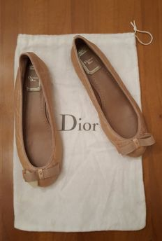 Christian Dior Ballerina Shoes - Made In Italy