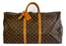Louis Vuitton - Keepall 60 Travel bag - inclusief slotje - *No Minimum Price*