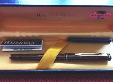 Waterman IDEAL Fountain Pen full Gold nib 18 k-750