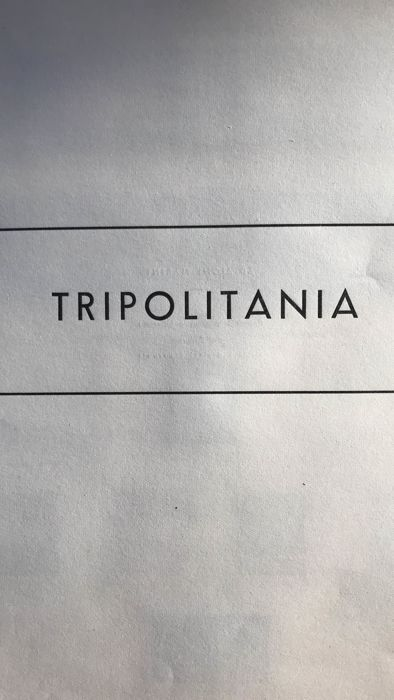 A74 - Italian Colonies - Tripolitania 1923/1950 - Nearly complete collection including back of book, on Marini album pages
