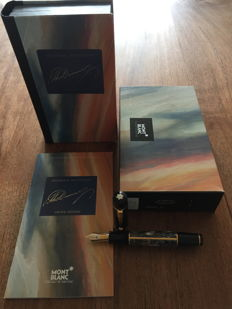 Montblanc Limited Edition, Alexander Dumas Fountain Pen