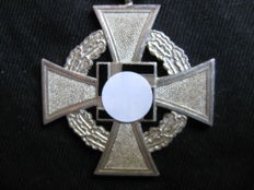 Germany Third Reich loyal service badge