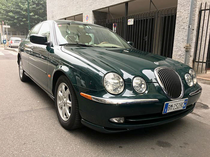 Jaguar - S-Type 3.0 V6 Voiture de direction - 2000