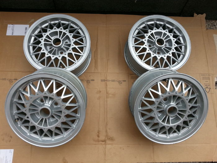 BWA alloy rims