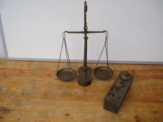Scale with 8 Weights and Block Weights