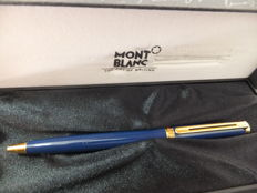 Montblanc Noblesse Oblige Blue Lacquered/Gold Rollerball Pen