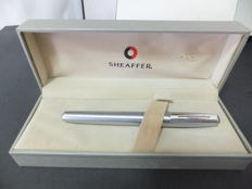 Sheaffer Prelude Brushed Chrome Trim Fountain Pen