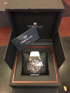 TAG Heuer - Carrera Cal. HEUER 01 - CAR2A1Z - Men - 2016