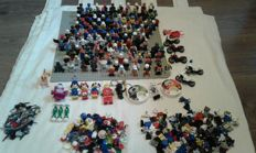 Assorted - 155 mini figures and more