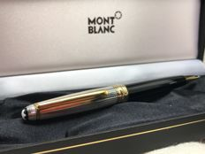 Montblanc Meisterstuck Solitaire Doue Sterling Silver Pinstripe