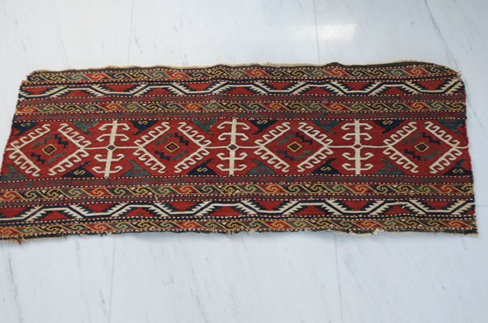 Mafrash Flatweave, Schahsavan-tribes, antique!