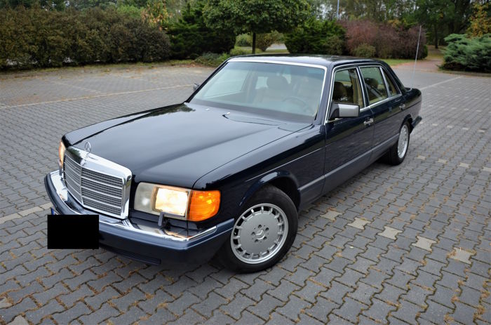 mercedes benz w126 560 sel 1991 catawiki