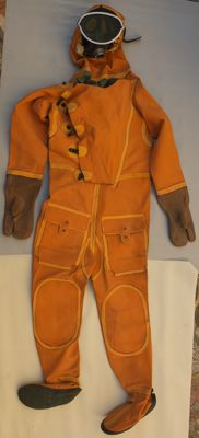 Soviet Army diving dry suit UGK-1