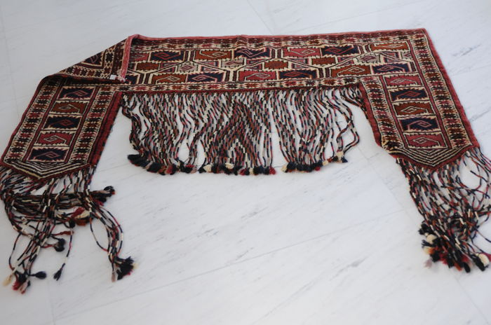 Tent decoration, Turkmen, 114 x 55 cm